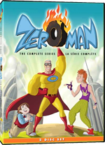 Zeroman – The Complete Series - 2-Disc