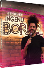 Critique du spectacle  Adib Alkhalidey: Ingénu au bordel en DVD
