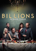 Présentation (unboxing) du coffret Billions: Season Three