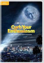 Présentation (unboxing) du coffret Curb Your Enthusiasm season 9 en format DVD