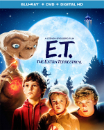 E.T.: The Extra-Terrestrial 35th Anniversary DVD et Blu-ray et 4K Ultra HD dès le 12 septembre 2017