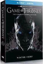 Présentation (unboxing) du coffret Game of Thrones: The Complete Seventh Season en format Blu-ray