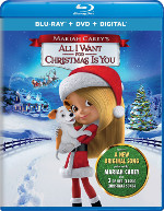 Mariah Carey's All I Want for Christmas is You en format DVD et Blu-ray dès le 14 novembre 2017