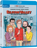 Présentation (unboxing) du coffret Silicon Valley season 4 en format Blu-ray