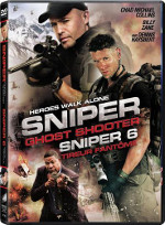 Sniper: Ghost Shooter en �dition DVD d�s le 2 ao�t 2016