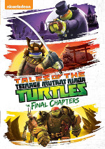 Présentation (unboxing) coffret Tales of the Teenage Mutant Ninja Turtles The Final Chapter en DVD