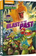 Teenage Mutant Ninja Turtles:Half-Shell Heroes: Blast to the Past en �dition DVD d�s le 15 mars 2016