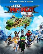 Présentation (unboxing) de The LEGO NINJAGO Movie (LEGO NINJAGO le film) le film en Blu-ray/DVD