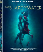 Présentation (unboxing) du film The Shape of Water (La forme de l'eau) en combo Blu-ray/DVD