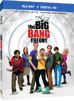 The Big Bang Theory: The Complete Ninth Season en �dition DVD et Blu-ray d�s le 13 septembre 2016
