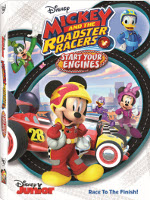 Mickey and the roadster racers : Start your engines en format DVD dès le 15 août 2017