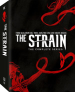 Présentation (unboxing) du coffret The Strain the complete series en format DVD