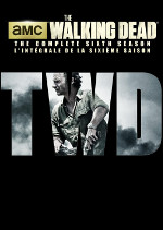 The Walking Dead: The Complete Sixth season en �dition DVD et Blu-ray d�s le 23 ao�t 2016