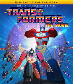 The Transformers: The Movie - 30th Anniversary Edition, en �dition Blu-ray d�s le 13 septembre 2016