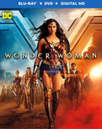 Présentation (unboxing) du film Wonder Woman en combo Blu-ray/DVD