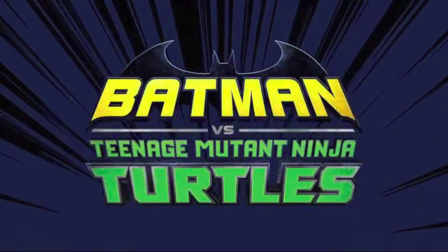 Batman vs  Teenage Mutant Ninja Turtles en format 4K Ultra