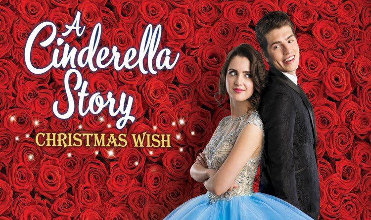 A Cinderella Story Christmas Wish En Format Blu Ray Et Dvd Prochainement