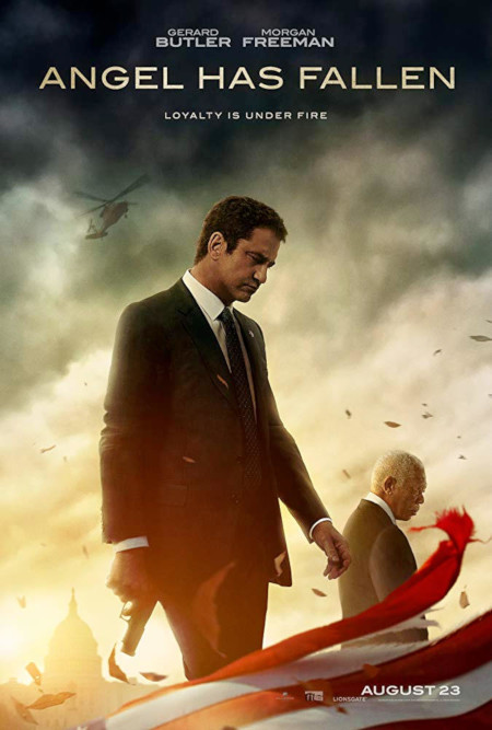Critique Cinéma Angel Has Fallen Lultime Assaut