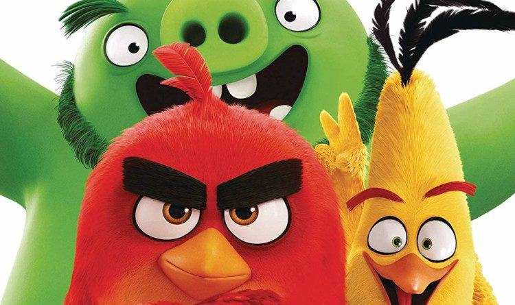 Angry Birds Le Film 2 The Angry Birds Movie 2 Format 4k Ultra Hd